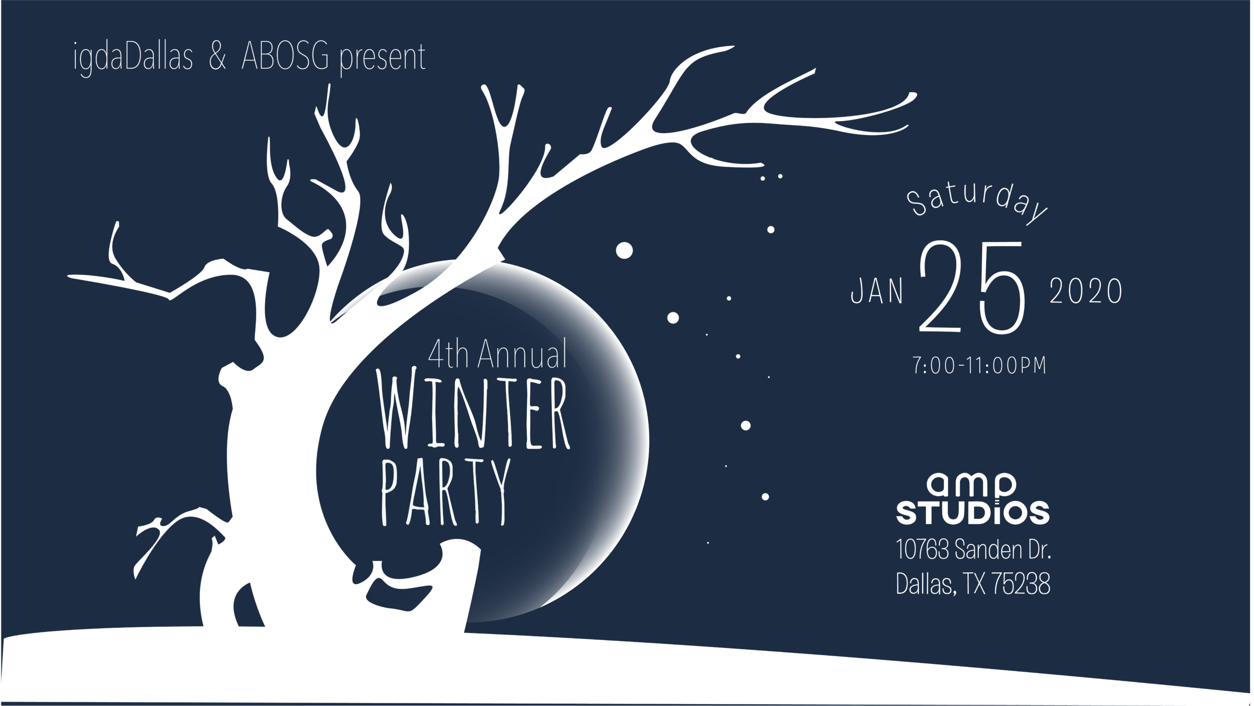 IGDA Winter Party 2020